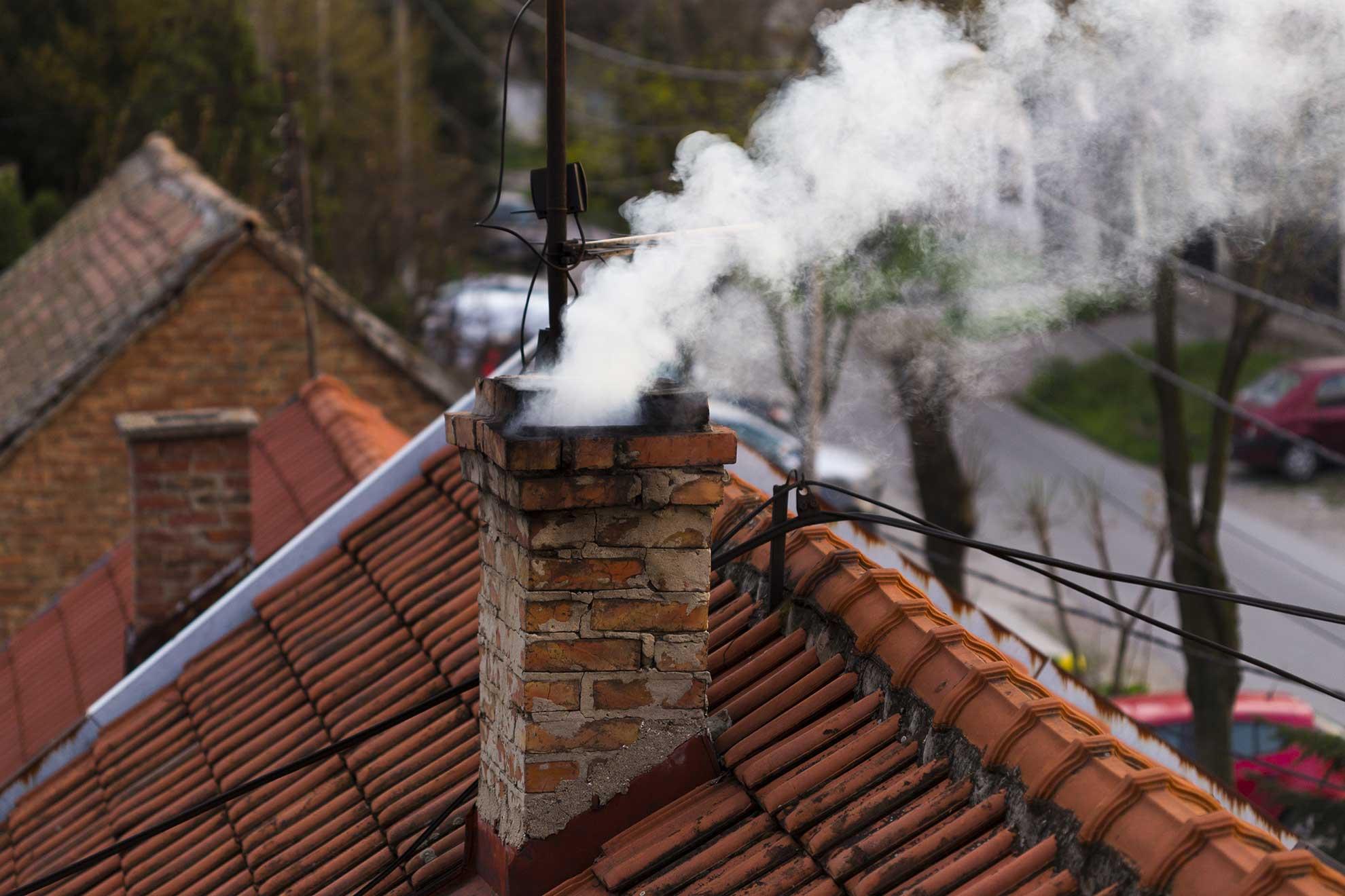 Chimney-Smoke
